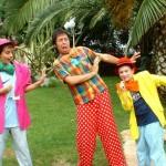 Animazione clown ragazzi